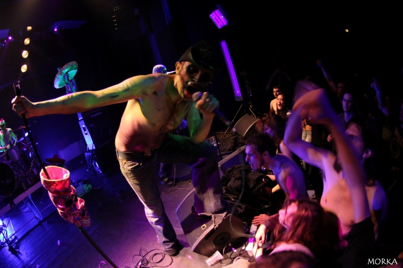 Punish Yourself - 2012-11-17 (MJC de Fresnes)