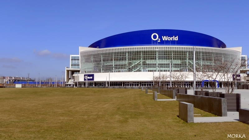 Berlin, O2 World