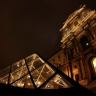 Paris, Le Louvre by night
